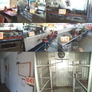 Online Only Restaurant Equipment and Furnishings