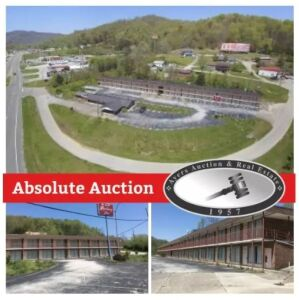 ABSOLUTE AUCTION 50 unit Hotel off of I-75, Exit 160 to be sold Live with Online Bidding Available
