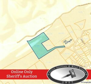Online Only Sheriff's Auction 18.1 ac. Jacksboro, TN