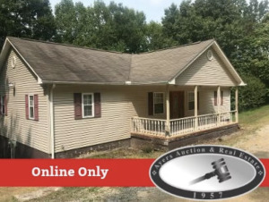 Absolute Online Only Auction, 147 Bill Brown Lane, LaFollette, TN