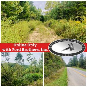 Online only 59 acres +/-, Williamsburg, KY