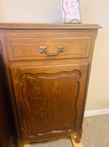 Furniture - French Tall Chest