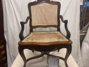 Furniture - Louis 15th Style Occasional Chair