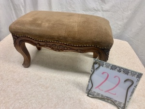 Furniture - French foot stool
