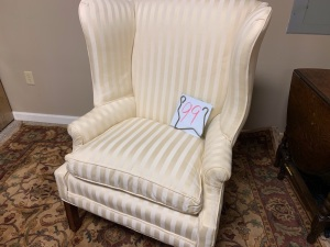 Furniture - Wingback chair