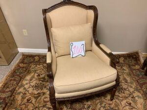 Furniture - Louis 16th occasional chair