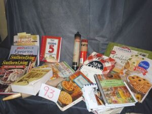 Cookbooks and Cooking Magazines