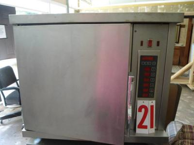 Oven, electric, 3 phase, stainless steel