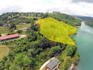 5.84 Acres, Norris Lake Front